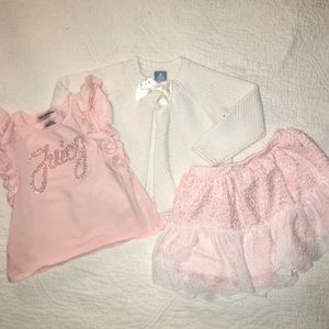 Blush Pink Juicy Couture Outfit